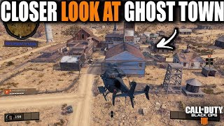 A CLOSER LOOK AT GHOST TOWN IN BLACKOUT | THE NEW BATTLE ROYALE MAP IN BLACKOUT & IT'S HUGE