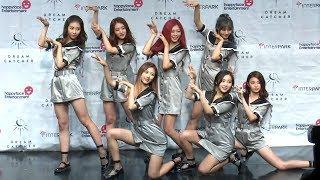 Dreamcatcher(드림캐쳐) 'Fly high'(날아올라) Showcase -Photo Time- (Wake Up, Sleep-walking, 괜찮아, Trust Me)
