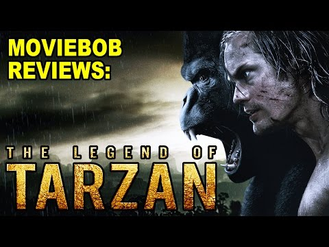 MovieBob Reviews: THE LEGEND OF TARZAN (2016)