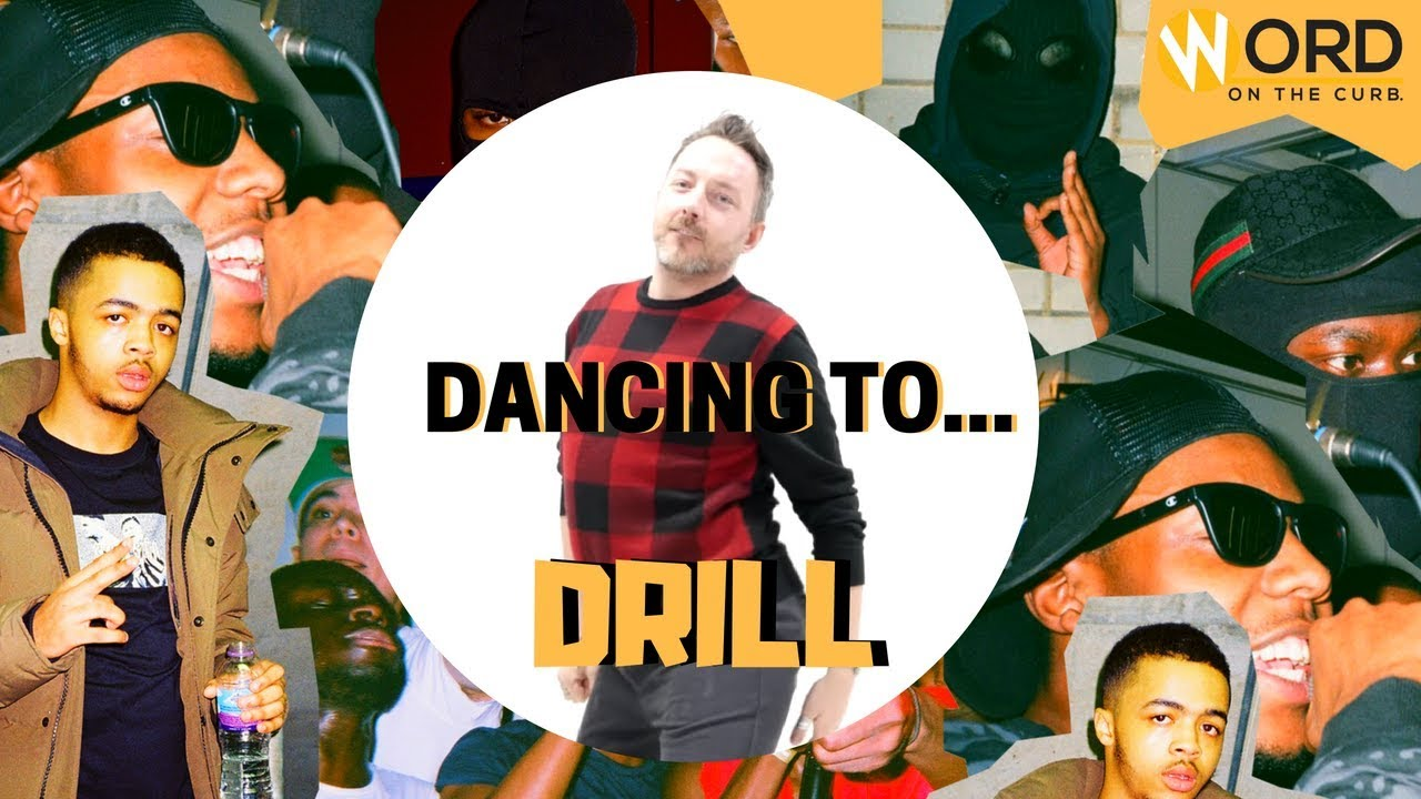 People Dance to UK Drill Music