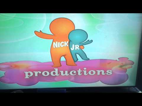 Nelvana Nick Jr Nickel...