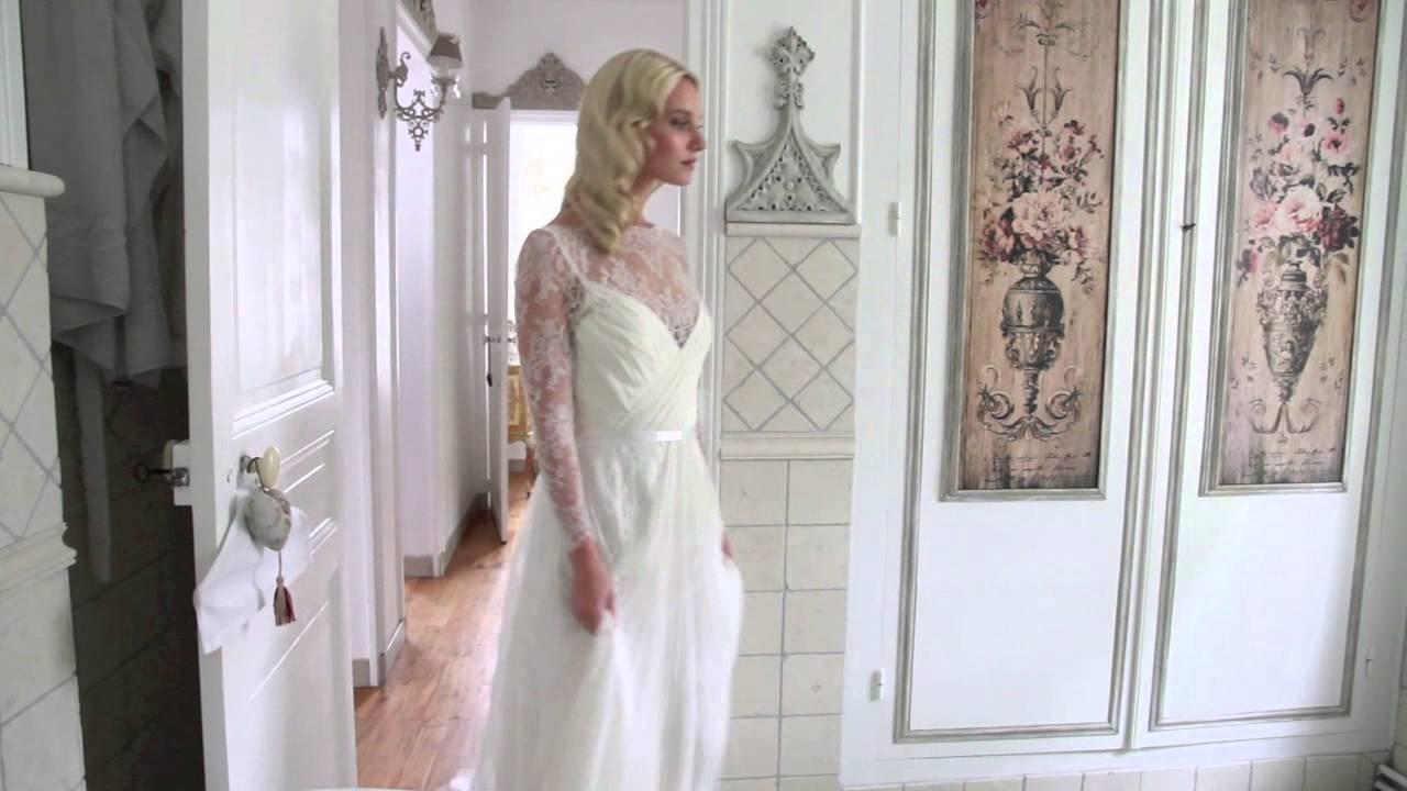Robe de mariée sur mesure Fabienne Alagama - Lexclusive 2014 ...