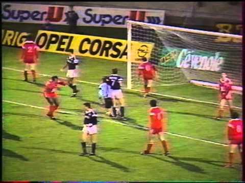 Bordeaux-Brest Armorique Saison 1986-87