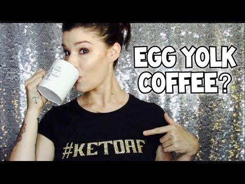 Egg Yolk Coffee | Bulletproof Coffee on Steroids | KETO Coffee