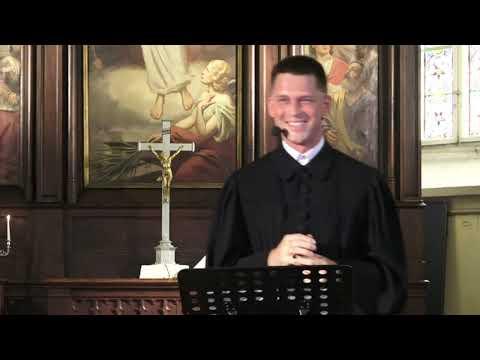 11.07.2021  I  Rīgas Sv. Pāvila draudzes dievkalpojuma sprediķis