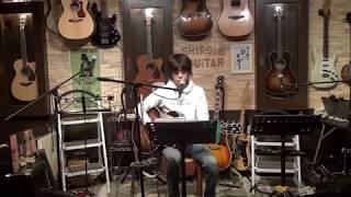 17年3月27日(月)福岡・天神、フォーク喫茶「白いギター」にて♪ & 17年2...