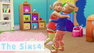 Bebês no The Sims 4 👶