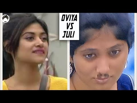 Oviya vs Juli - Red Carpet Task - Who is Right? Big Boss 28 July Full video