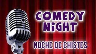 NOCHE DE CHISTES, ME FUI A LA CTM - Comedy Night