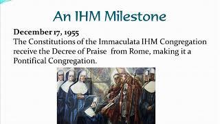 IHM 175th History Photo Story