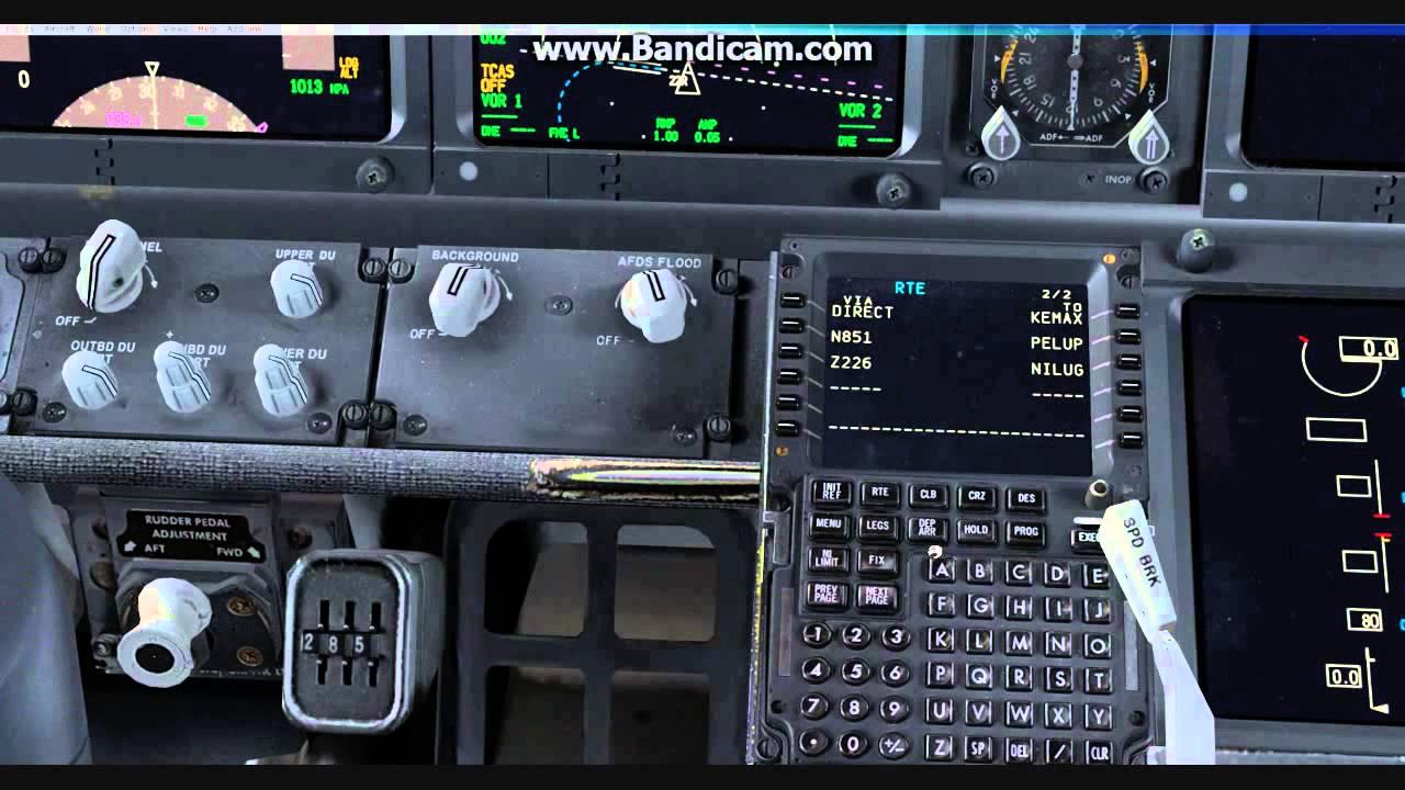 fsx fmc tutorial pmdg 737 800 youtube rh youtube com 737 Overhead Panel 737 800 PMDG Tutorial