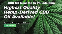 CBD Oil Near Me In Philadelphia