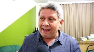 Sessão da câmara em Morada Nova foi antecipada devido ao feriado e obras na câmara - Jorge Brito