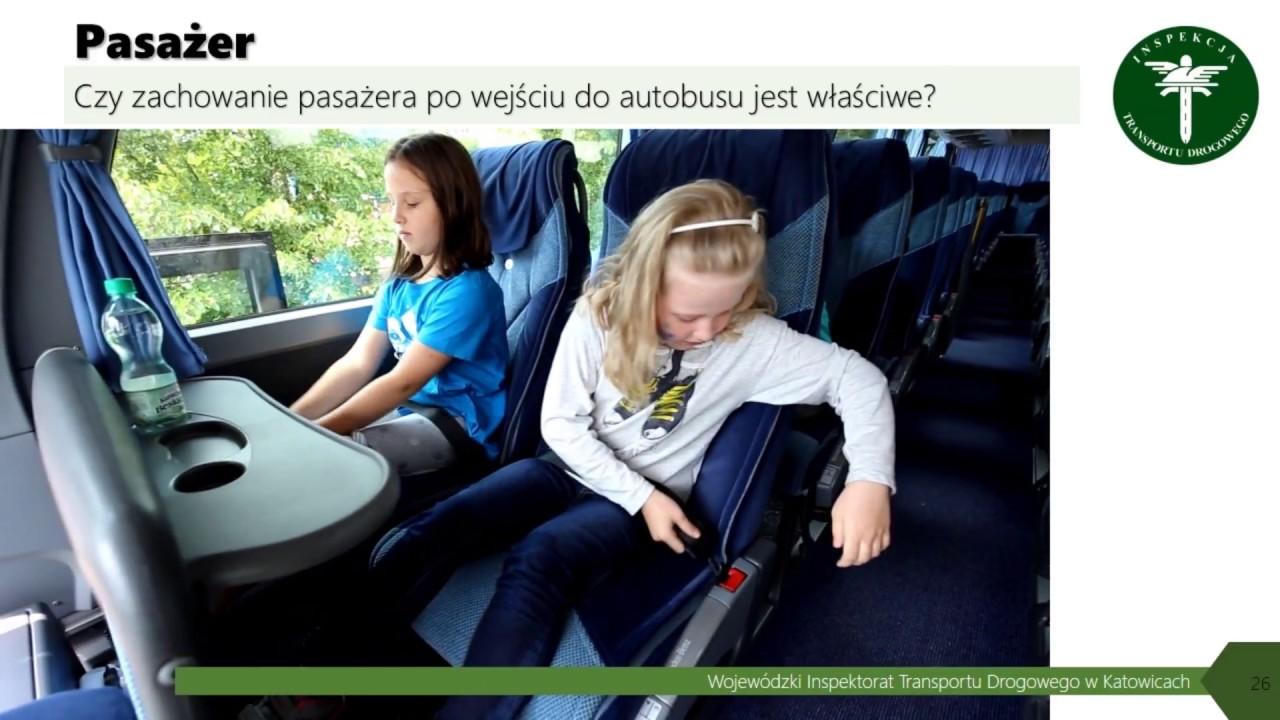 Download Bezpieczna podróż autobusem