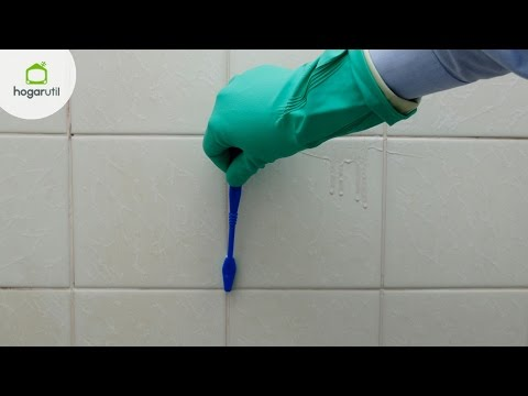 Limpiar las juntas de los azulejos youtube - Limpiar juntas azulejos ducha ...
