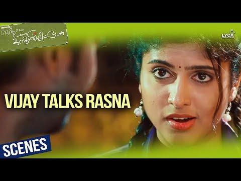 Vijay Stalks Rasna - Theriyama Unna Kadhalichitten | Scenes | Lyca Productions
