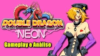 Double Dragon Neon  - Gameplay e Análise PT-BR