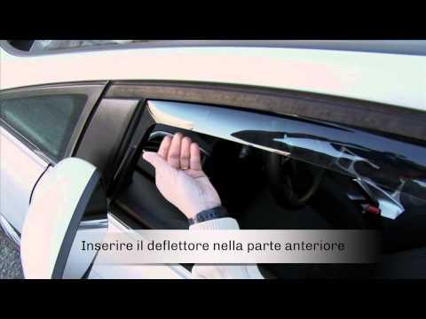 FARAD 1-14.103M COPPIA DEFLETTORI DARIA O ANTITURBO ANTERIORI PER AUTO