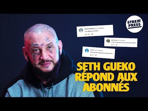Youtube: Interview G.A.V | Seth Gueko répond aux abonnés