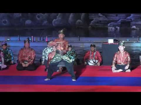 Performance From  Yogyakarta & Brunei Darussalam Festival Seni Bela Diri Dunia