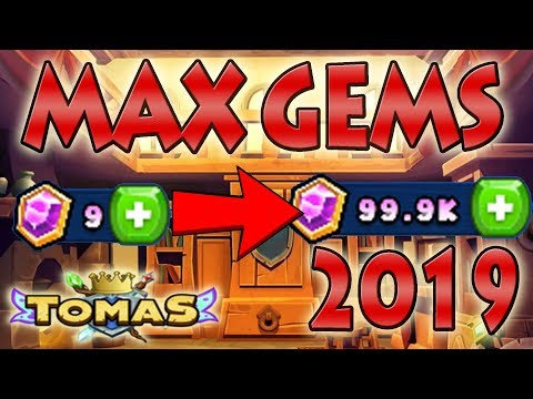 EVERWING - GET MAX GEMS 2019 INSTANTLY - Tomas' Channel
