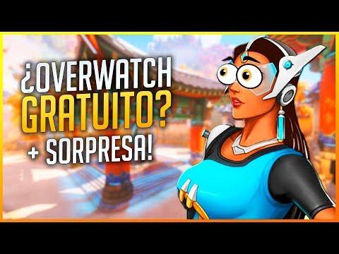 LOS RUMORES DE OVERWATCH FREE TO PLAY Y SE VIENE SORPRESA!! | Makina thumbnail