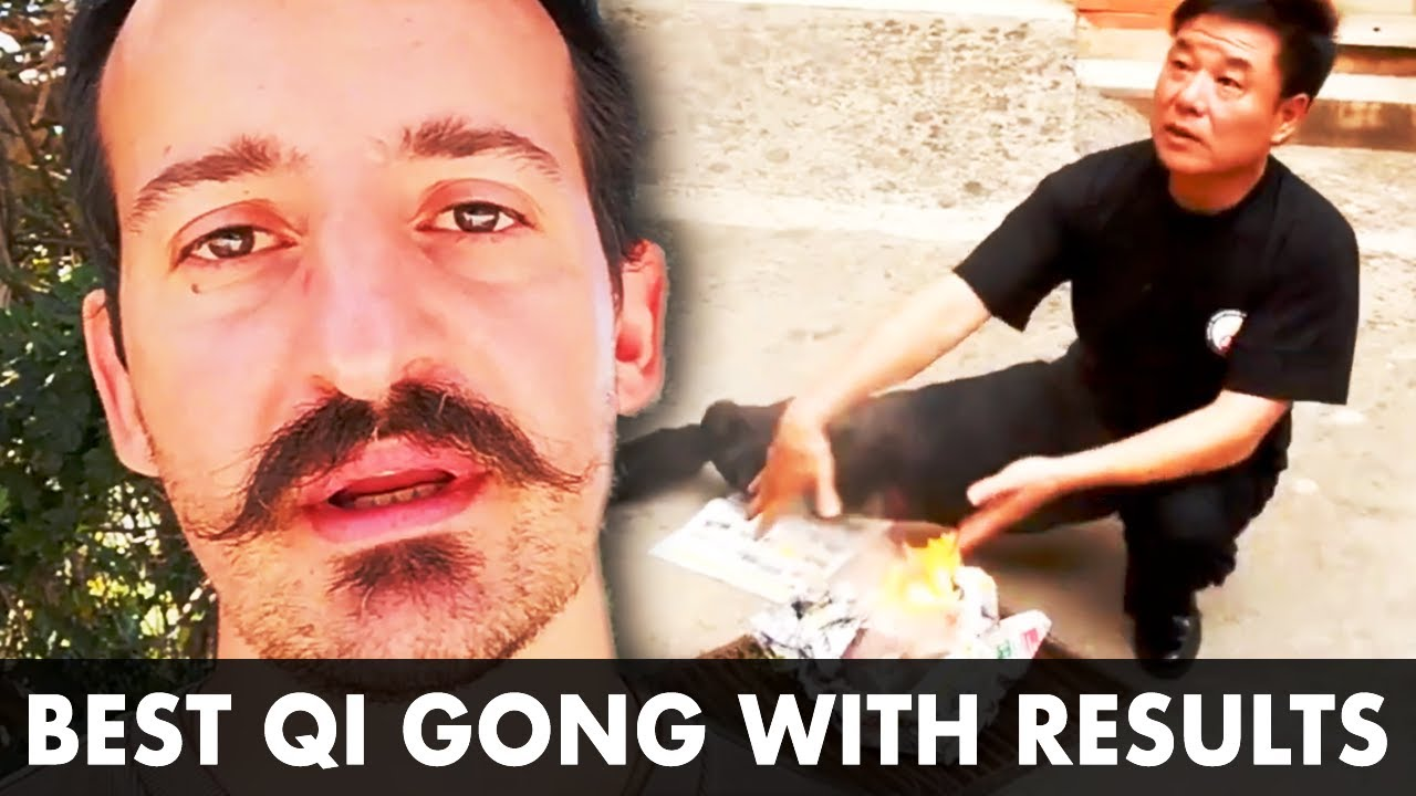 Nei Qi Gong: Best Qi Gong Practice! With REAL results!