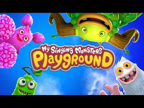 My Singing Monsters Playground - Announcement Trailer | ESRB