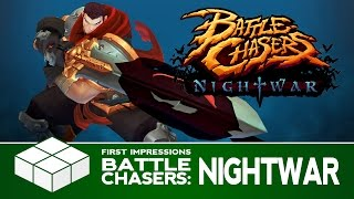 Battle Chasers: Nightwar | PC Gameplay & First Impressions