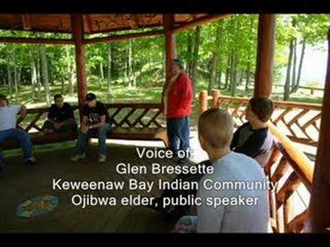 Native American Medicine Wheel & Manoomin Project Teens