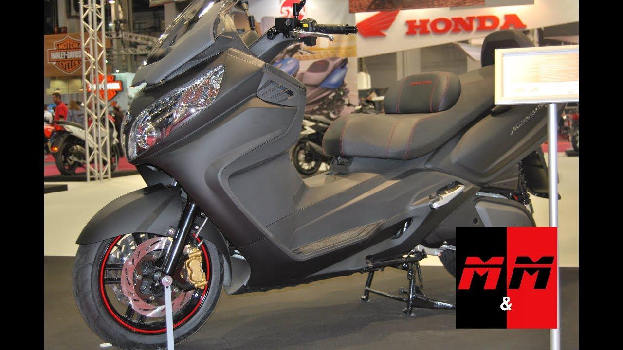 SYM MAXSYM 600i - MOTOh! BARCELONA 2017