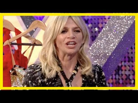 Zoe ball, 46, leaves viewers aghast with underwear confession