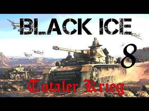 Total War   Let's Play Hearts of Iron 4 Black ICE Germany(8)[North Sea Struggle] Veteran+Max Sliders