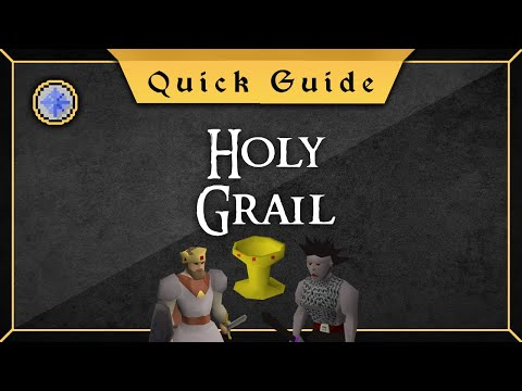 [Quick Guide] The Holy Grail
