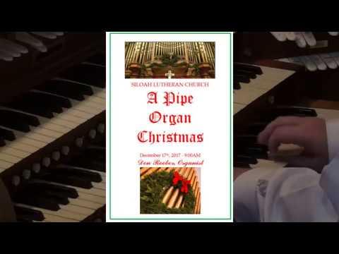 A Pipe Organ Christmas - 2017