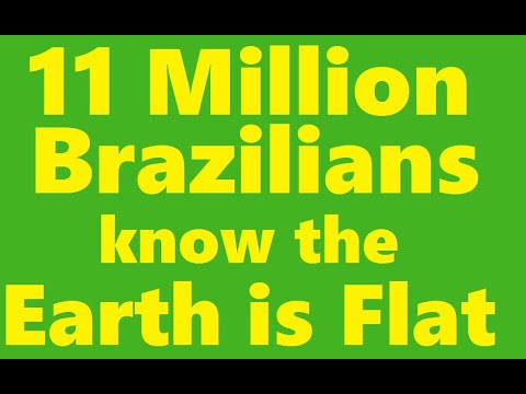 Flat Earth - Brazilians know the truth thumbnail