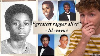 RAPPERS YEARBOOK QUOTES!!! | *and photos*