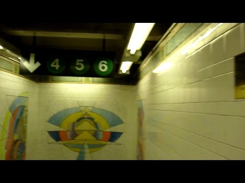 NYC Subway: IRT Lexington Avenue Line: 125th Street