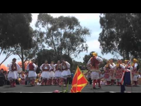 MKUD ilinden Sydney at the Macedonian food festival 2015