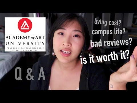 Answering your questions about Academy of Art University San Francisco  // q&a
