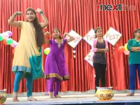 Freshers party at JD Women's college, Patna - YouTube