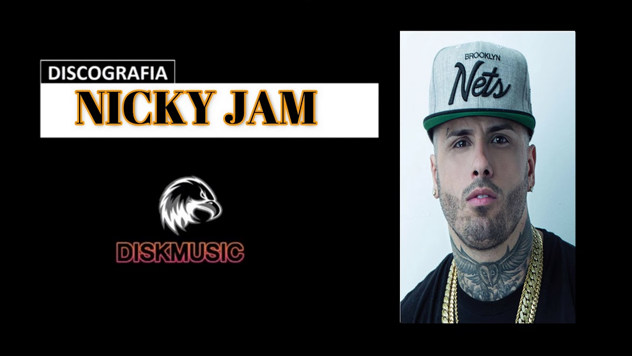 Descarga discográfica Completa nicky jam