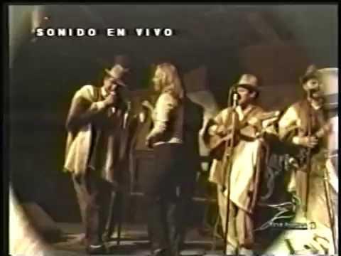 Jaime Castro y Los Filipichines en vivo en TV