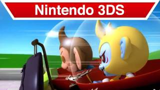 Super Monkey Ball 3D - Nintendo 3DS - Trailer