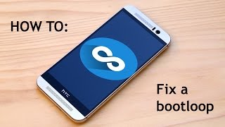 How to fix a bootloop with an Android Smartphone after installing a Custom ROM like cyanogenmod
