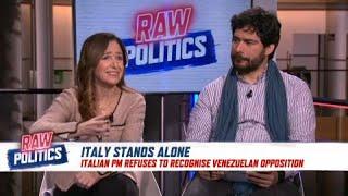 Raw Politics in full: Venezuela, Spanish budget, and Pompeo in Warsaw