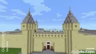 Minecraft Topkapı Sarayı(Merhaba Arkadaşlar Sarayın yapım aşamasında olduğumuz için tamamını tanıtamıyoruz, Saray tamamen bitdikden sonra daha uzun video gelecek. İyi seyirler ..., 2016-06-08T06:53:40.000Z)