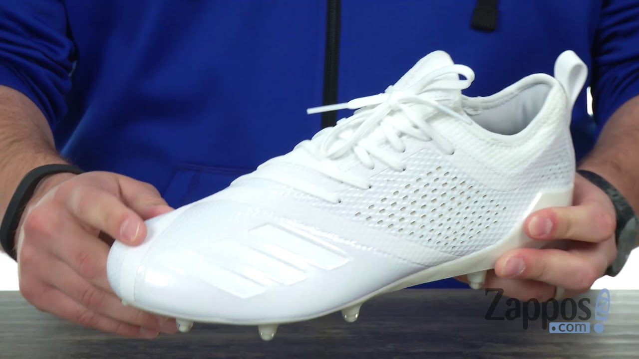 99f48f408162 adidas Adizero 5-Star 7.0 SKU  9013140 - YouTube