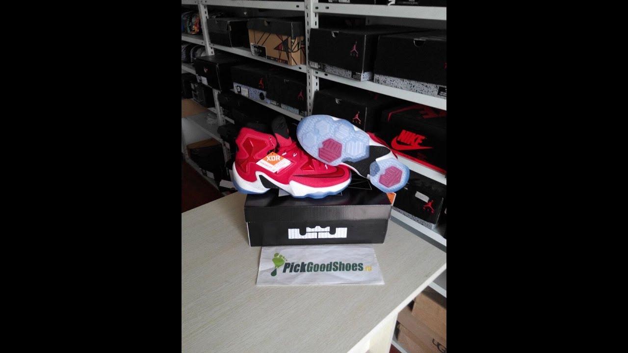 30aa2004dad Nike LeBron James 13 shoes - YouTube