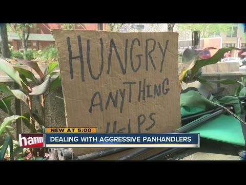 Dealing With Aggressive Panhandlers In Fort Collins